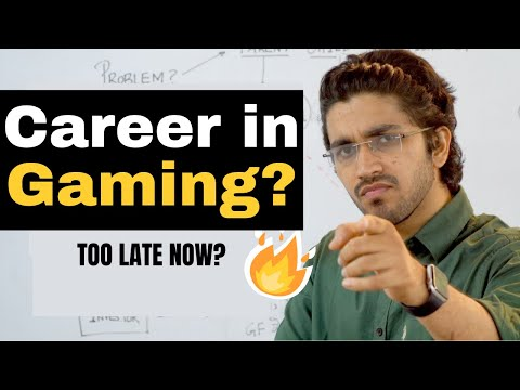 CAREER IN GAMING? TOO LATE NOW? 😳😮🔥 | Aman Dhattarwal #shorts
