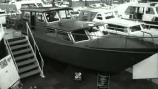 Motorboten op de HISWA (1975)