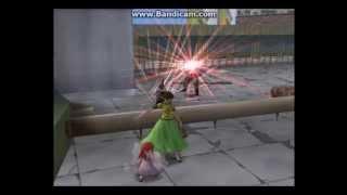 Zatch Bell! Mamodo Fury: Arcade Mode - Tia
