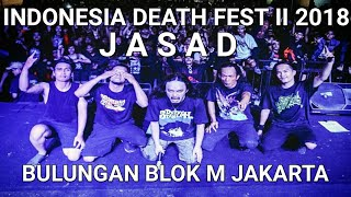 Video JASAD & VIKY PRASETYO | INDONESIA DEATH FEST 2 | BULUNGAN BLOK M JAKARTA download MP3, 3GP, MP4, WEBM, AVI, FLV Oktober 2018