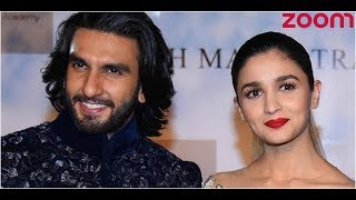 Alia-Ranveer Not Getting Along Well While Shooting For 'Gully Boy'? | Bollywood News