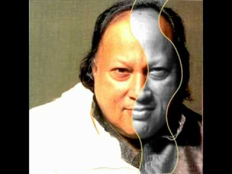 Aap Say Mil Kar Hum Kuch Badal Say Nusrat Fateh Ali KHAn Ghazal HQ Highest Quality   YouTube