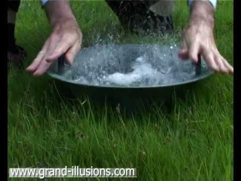 Singing Fountain Bowl