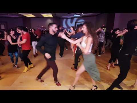HSC 2017 - Ernesto Bulnes et Brittney Vega y Gabriela Caminos