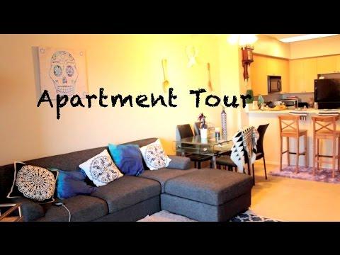 Apartment Home Tour 2 |My Home Decor |SoFashionBasic - YouTube