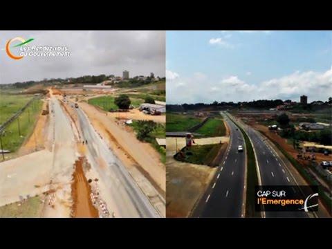 Côte d'Ivoire, Magazine RDV du Gouvernement infrastructure 23 06 2016