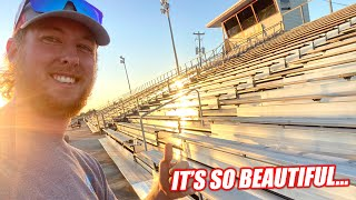 Renovating an Abandoned Racetrack Part 9 - Our FULL ALUMINUM Bleacher Overhaul is COMPLETE!!!
