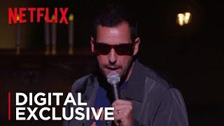Adam Sandler: 100% Fresh | Uber Driver Official Music Video [HD] | Netflix Is A Joke