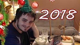 Мэддисон поздравляет Хованского с новым годом