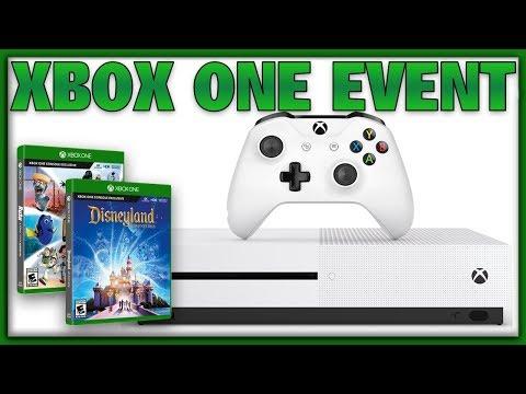 Xbox Event | Disneyland Adventures & Rush: A Disney-Pixar Adventure | Disneyland Hotel