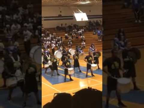 Dillon High School Hit Squad at Westover 2017 A Must See