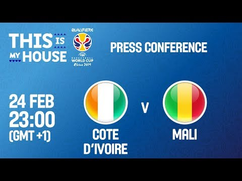 Cote d'Ivoire v Mali - Press Conference