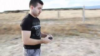 Granada Airsoft pruebas de novatos
