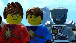 LEGO Ninjago Тень Ронина {PS Vita} часть 2 — Явление Ронина