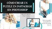 Easiest way to make an Instagram Puzzle Feed (without