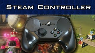 Steam Controller! on Multiple Genres