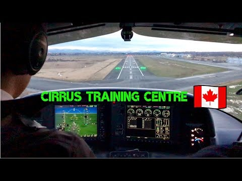 FLY A CIRRUS AIRCRAFT - Training Centre In Vancouver, Canada