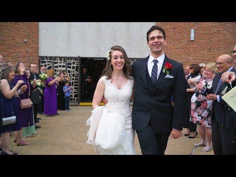 Olde Mill Inn Wedding of Jessica & Bill