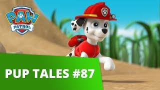 PAW Patrol | Pup Tales #87 | Rescue Episode! | PAW Patrol Official & Friends