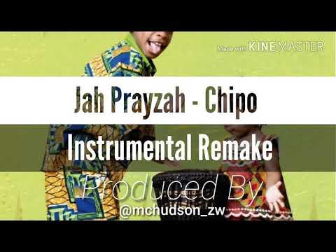 Best Jah Prayzah - Chipo (Dj Tamuka) Instrumental Remake [Prod. By McHudson]