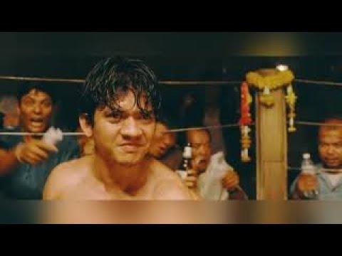 Ико Ювайс фильм Тройная угроза(2019 год) бой из фильма