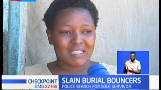 The death of six burial bouncers causes grief in Homabay