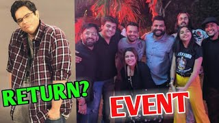 All India Bakchod AIB BACK? - Tanmay Bhat Update | YouTube Music Launch - BB Ki Vines, CarryMinati |