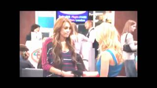 Miley and Lily- Hannah Montana-BFF