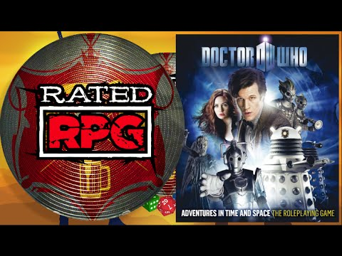 Doctor Who Roleplaying - Rated RPG (part 1)