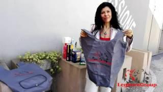 Monaco - Shopper pieghevole