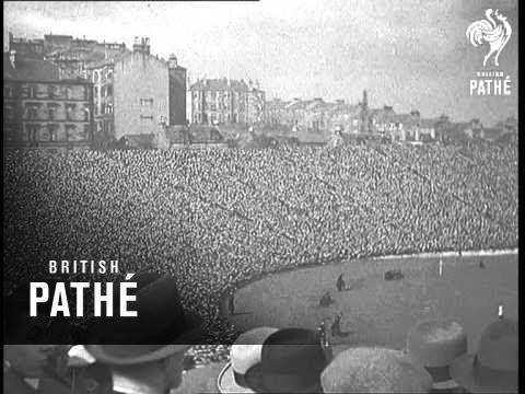 Scottish Cup - Final At Hampden Park  (1936)