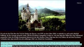 Der Mord an König Ludwig des Zweiten