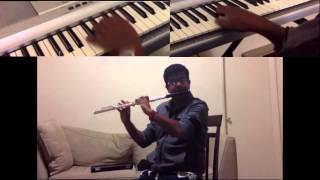 Saare Jahaan se Achcha - Flute with
