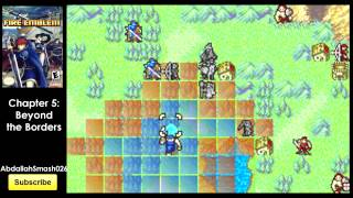 Let's Play GBA Fire Emblem - Chapter 5: