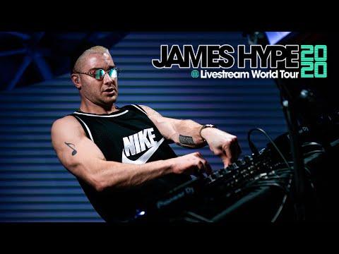 James Hype World Tour - Live Stream - Part 1 - Full Set