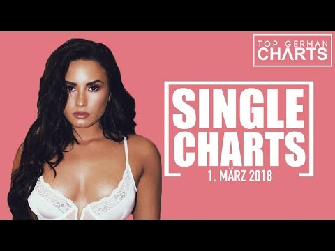TOP 40 SINGLE CHARTS - 1. MÄRZ 2018
