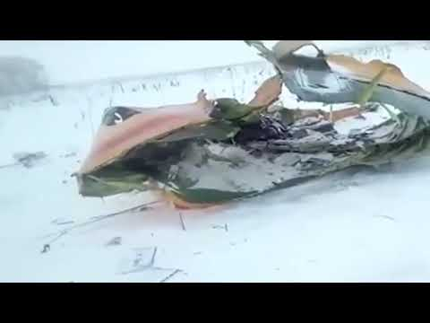71 dead, no survivors in Russian passenger plane crash