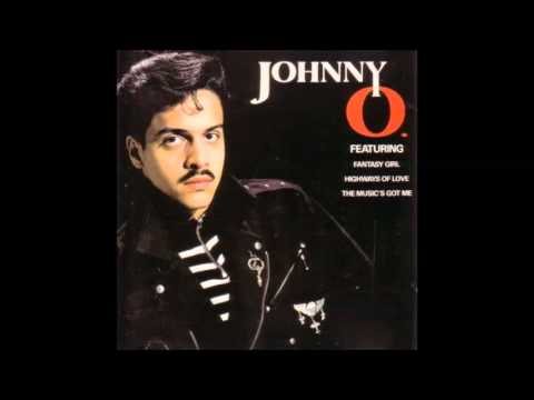 Johnny O - Fantasy Girl (original long edition)