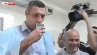 Новости Украины сегодня 6 июня 2015 Кличко снова затупил ,Видимо раньше он ВИДЕЛ запахи