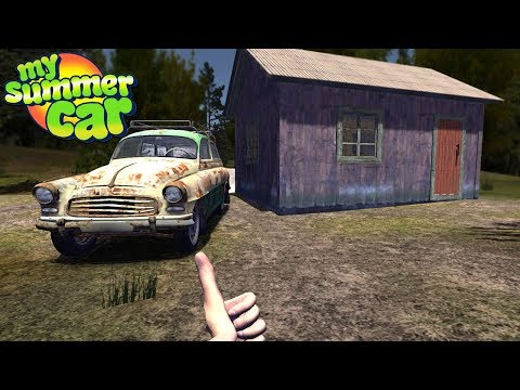 Download Youtube: My Summer Car - WON A NEW HOUSE