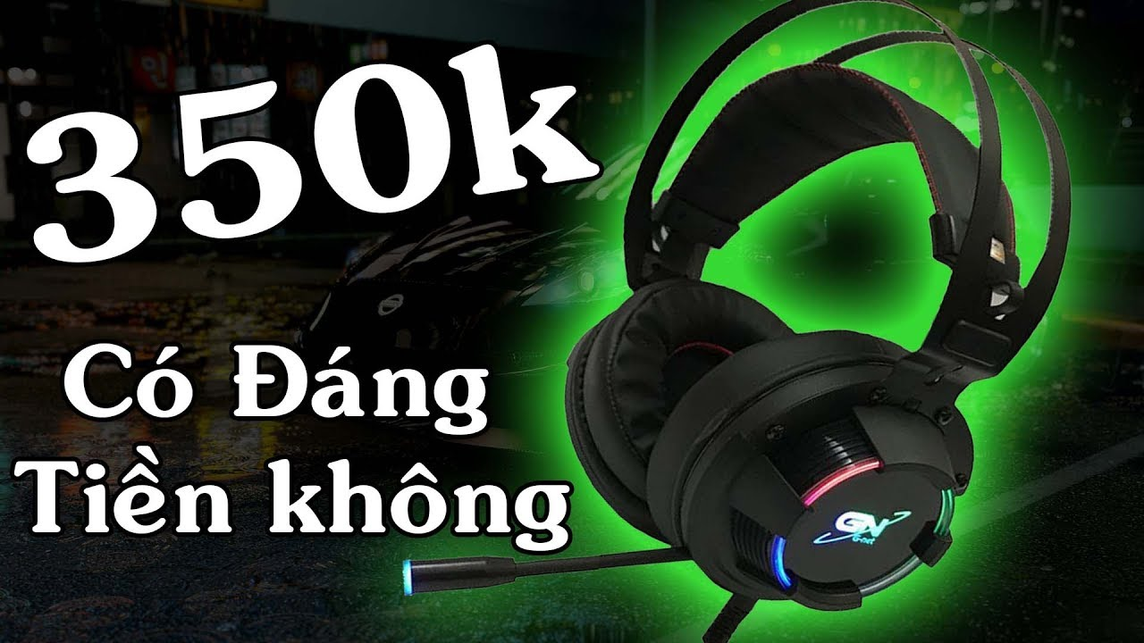 Mua Hàng online giá rẻ Tai Nghe 7.1 giá 350k liệu có ngon ?