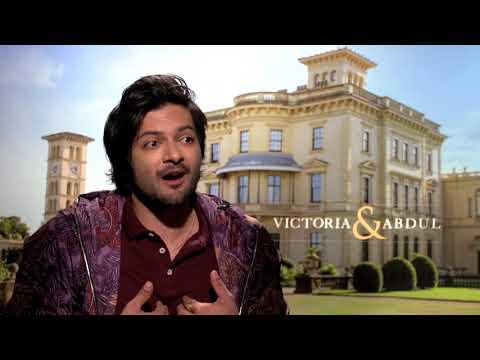 """""""Victoria and Abdul"""" Interview:  Ali Fazal"""