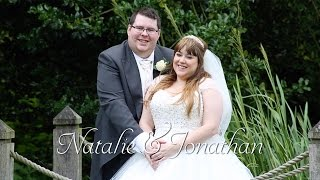 Natalie & Jonathan: Moat House Acton Trussell, Staffordshire Wedding Video