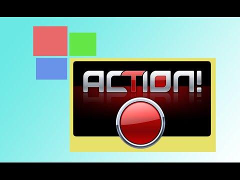 Скачать и установить Action для Windows 10
