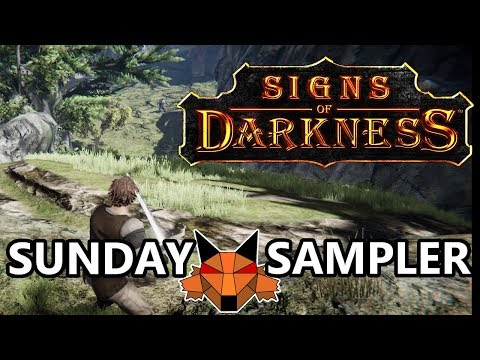 Lets Try: Signs of Darkness :: Sunday Sampler #82