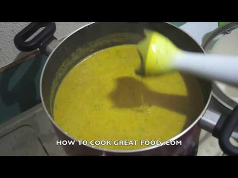 Easy Spicy Red Lentil Soup Recipe
