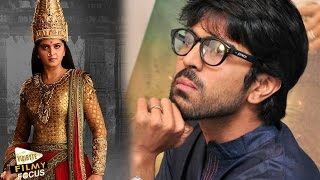 ram charan about clash with rudramadevi and akhil movies