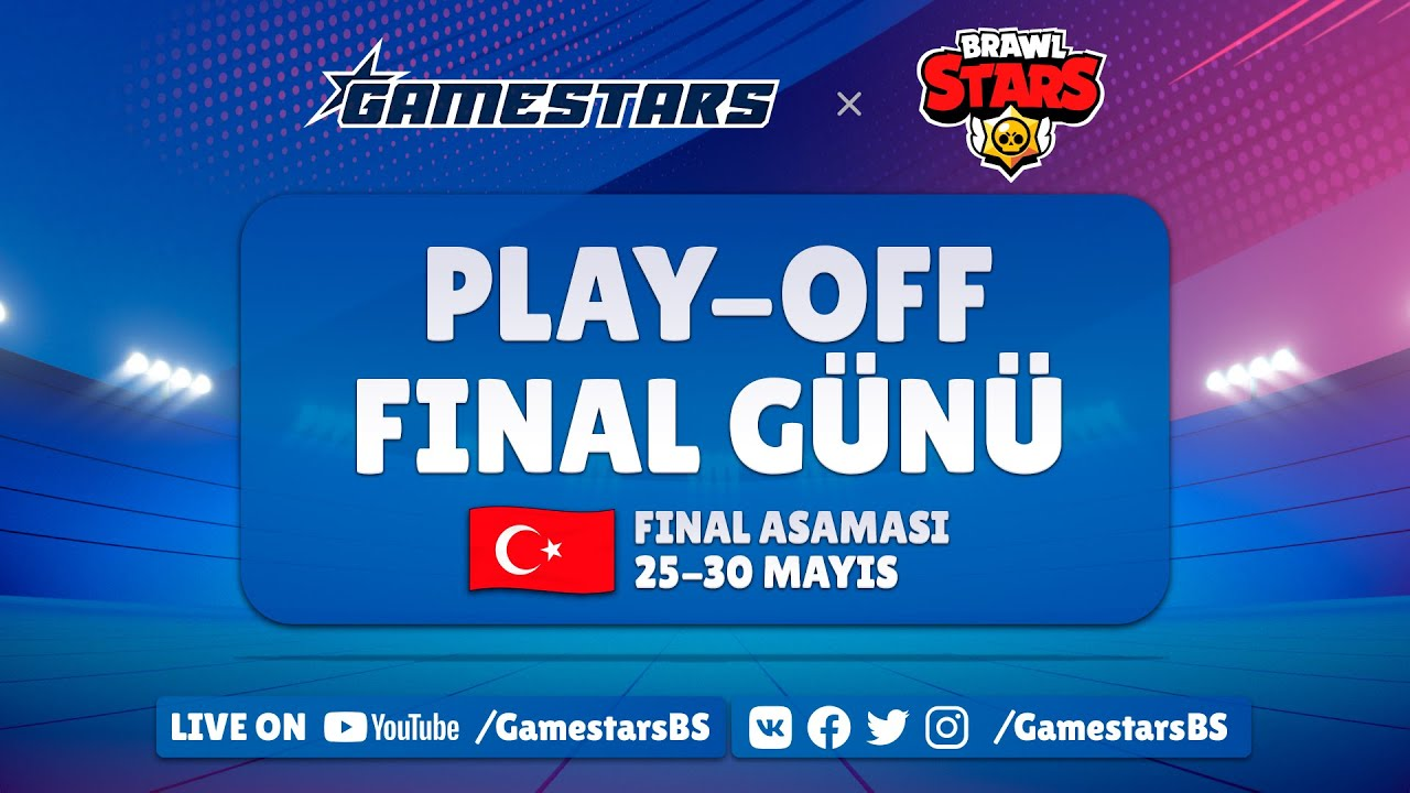 [TR] Brawl Stars Gamestars League: Season #1 | Final Aşaması | Final Günü