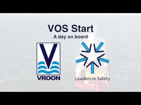 A day on board VOS Start