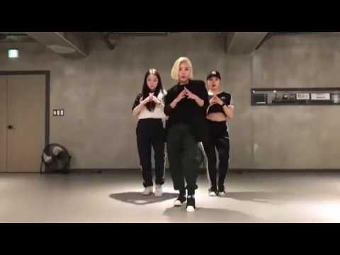 마마무 휘인 (Mamamoo Wheein)- Easy 안무영상 (Dance Choreography)